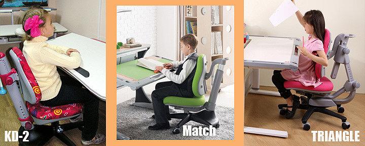 Универсальные растущие кресла